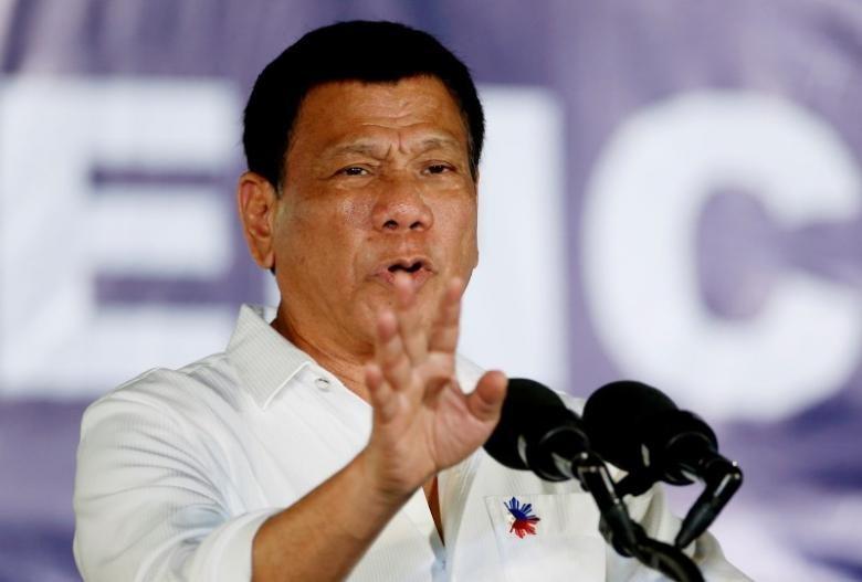 Ông Duterte cảnh báo khả năng thiết quân luật - ảnh 1