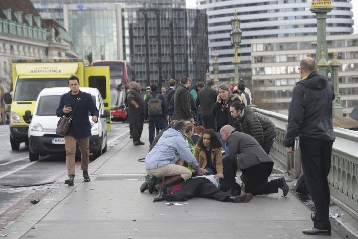 IS nhận trách nhiệm vụ tấn công quốc hội Anh - ảnh 1
