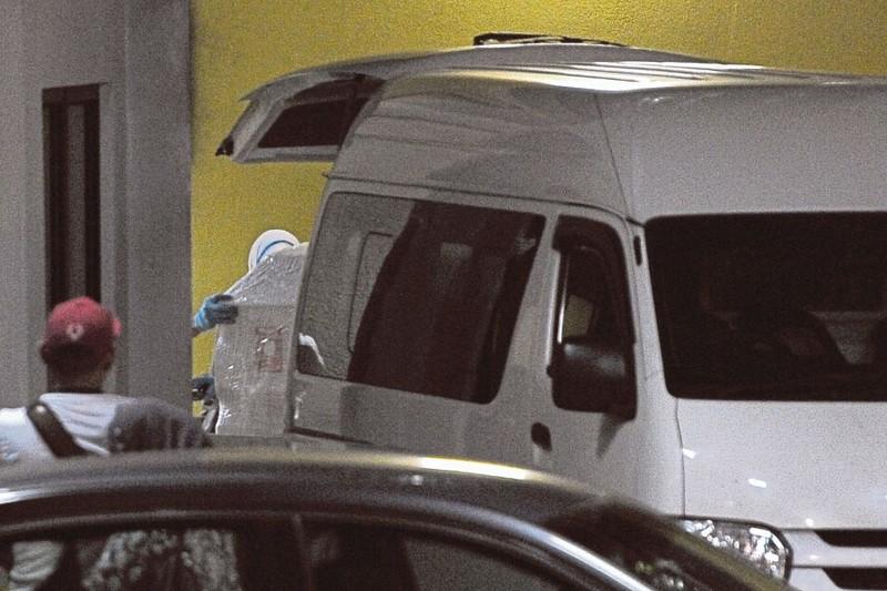 Thi thể nghi của Kim Jong-nam được đưa trở lại nhà xác - ảnh 1