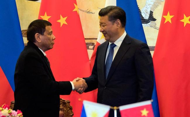 Philippines-Trung Quốc đàm phán trực tiếp về biển Đông  - ảnh 1