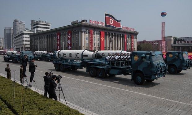 Triều Tiên thử tên lửa thất bại do bị Mỹ tấn công mạng? - ảnh 1