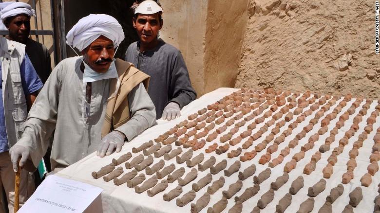 Ai Cập phát hiện 8 xác ướp ở ngôi mộ 3.500 năm tuổi  - ảnh 2