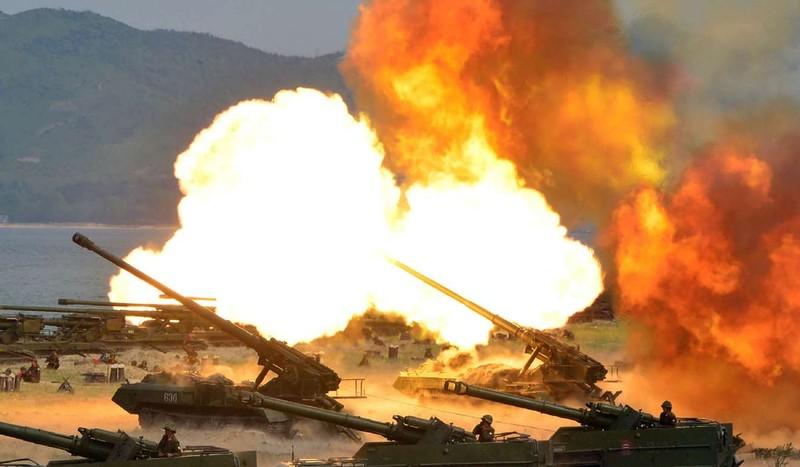 Khủng hoảng Triều Tiên đưa Mỹ-Trung gần nhau? - ảnh 2