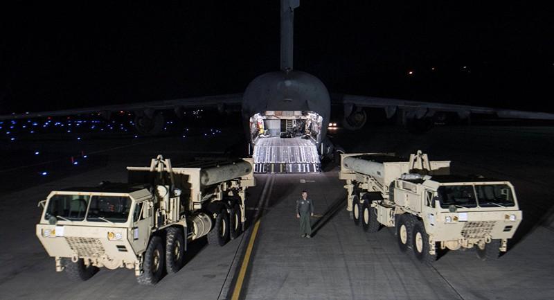 Hàn Quốc muốn trả lại THAAD cho Mỹ - ảnh 1
