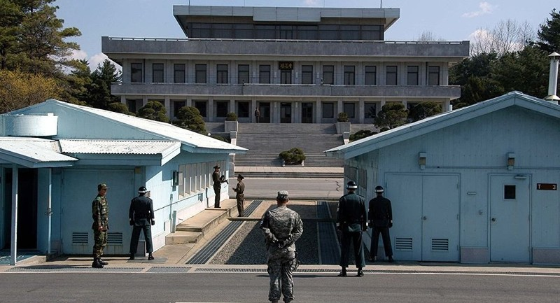 Hàn Quốc muốn đối thoại quân sự với Triều Tiên - ảnh 1