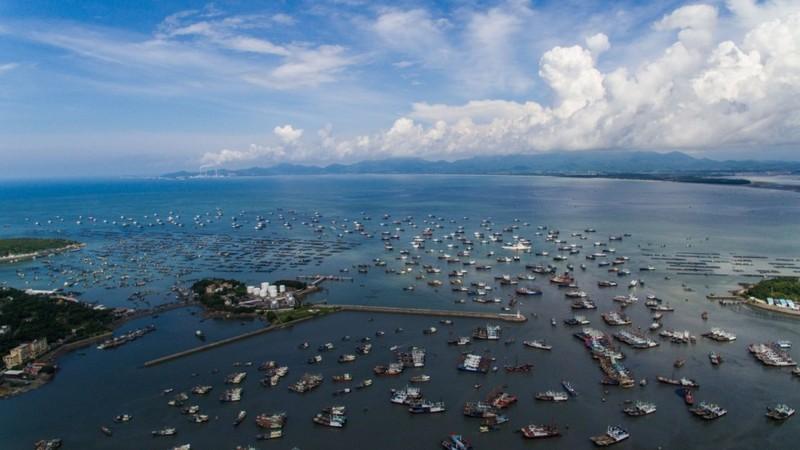 18.000 tàu cá Trung Quốc sắp tràn xuống biển Đông - ảnh 1
