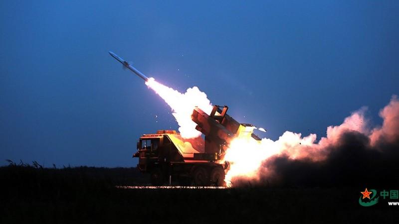 Trung Quốc diễn tập đánh chặn tên lửa thành công  - ảnh 1