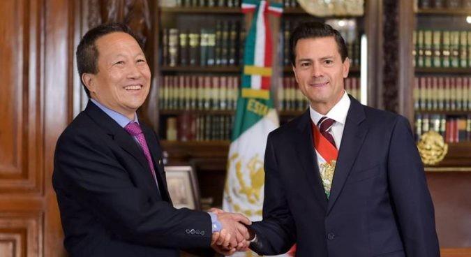 Mexico trục xuất đại sứ Triều Tiên - ảnh 1