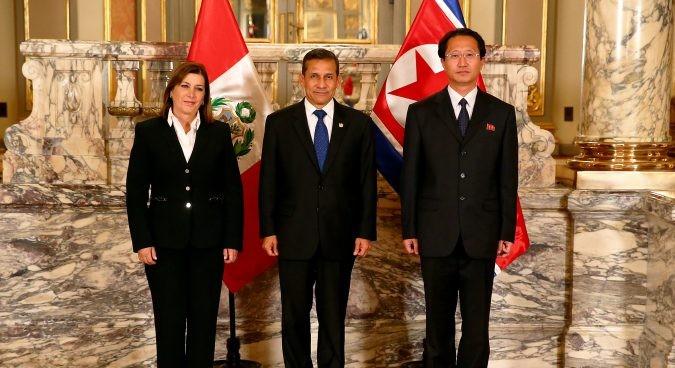 Đến lượt Peru trục xuất đại sứ Triều Tiên - ảnh 1