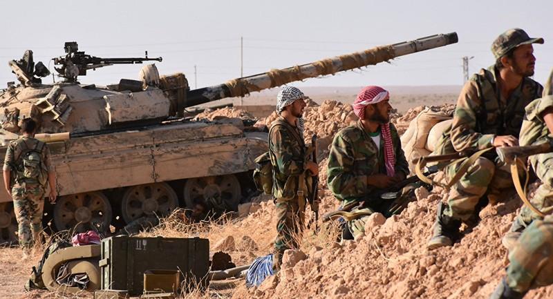 Nguy cơ Mỹ - Syria đối đầu ở Deir el-Zour - ảnh 2