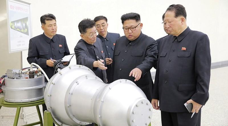 Hàn Quốc phát hiện chất phóng xạ gần Triều Tiên - ảnh 1