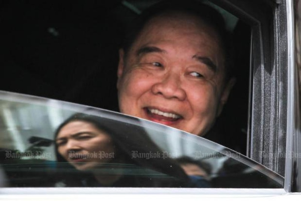 Thái Lan bác tin phó Thủ tướng gặp ông Thaksin ở Anh - ảnh 1