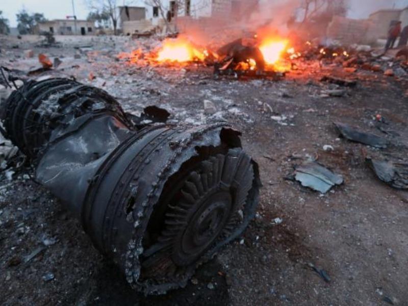 Phiến quân Syria bắn rơi máy bay Nga, sát hại phi công - ảnh 2