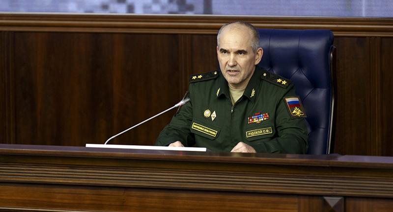 Nga phát hiện Mỹ đang chuẩn bị tấn công Syria - ảnh 1