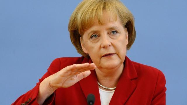 Thủ tướng Angela Merkel: Đức sẽ không cùng Mỹ đánh Syria
