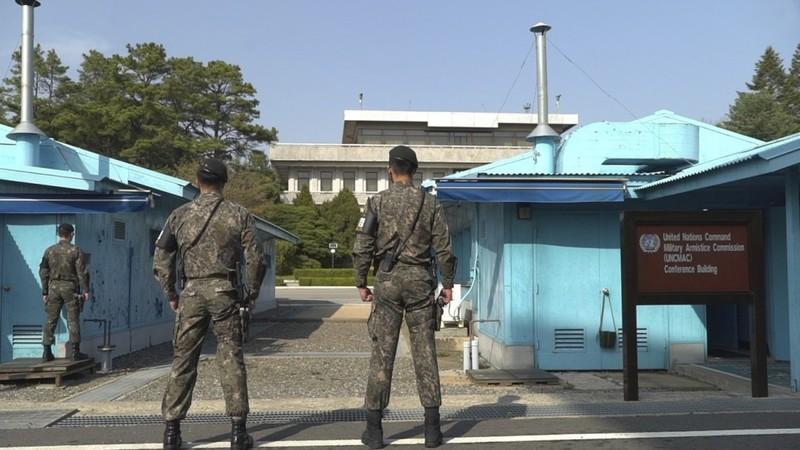 Ông Kim Jong-un có thể bước qua đường biên giới liên Triều - ảnh 2
