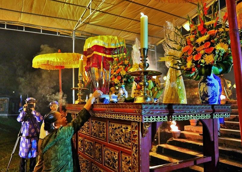 Trang trọng lễ tế đàn Xã Tắc tại cố đô Huế - ảnh 6