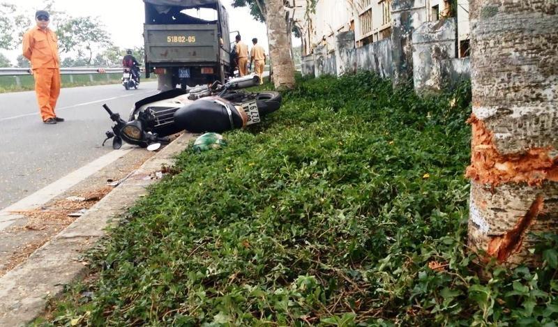Tai nạn liên tiếp vì ôm cua tốc độ cao, hai thanh niên thương vong - ảnh 2