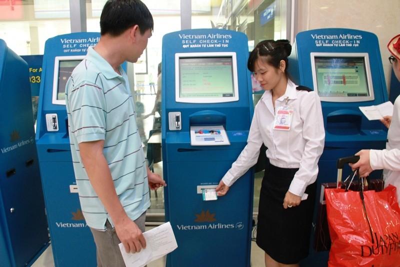 Cách hoàn thành sớm thủ tục ở sân bay Tân Sơn Nhất  - ảnh 3