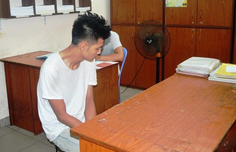 Nam thanh niên đột nhập phòng nữ du khách trộm tài sản - ảnh 1