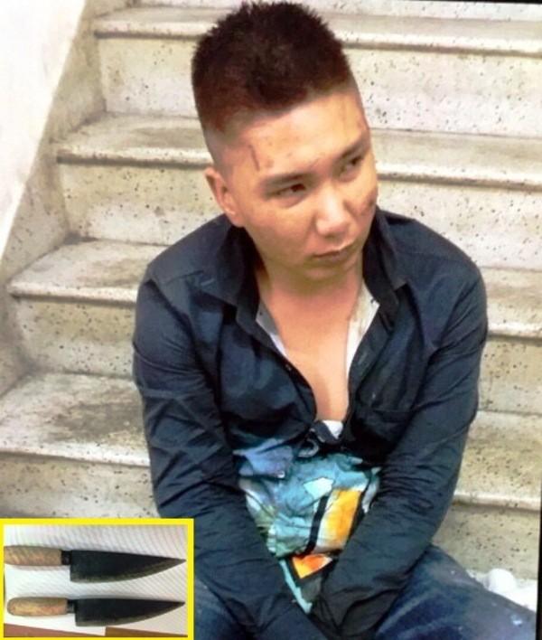 Bị bắt vì tấn công người trong quán bar - ảnh 2