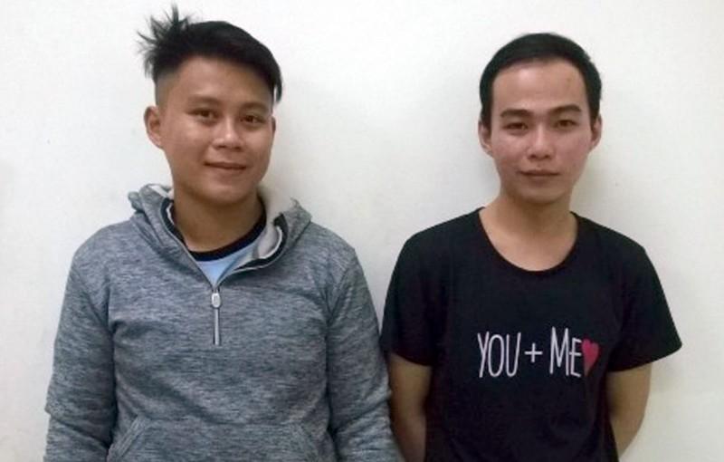 Hai sinh viên đại học đi làm thêm trộm iPhone, máy tính - ảnh 1