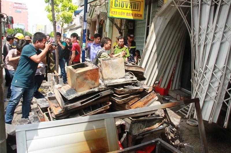Đám cháy khiến 4 người tử vong do chập điện ở ổ cắm tủ lạnh - ảnh 2