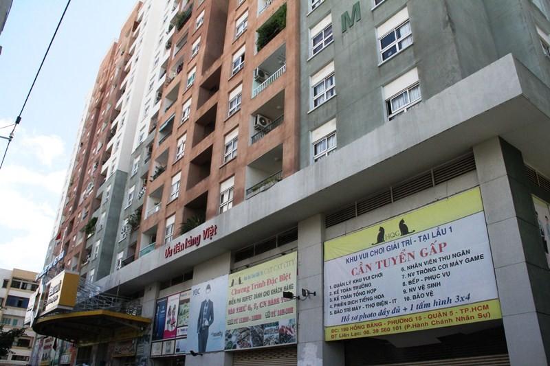 Ban quản trị chung cư đòi từ chức, hàng trăm cư dân không đồng ý - ảnh 3