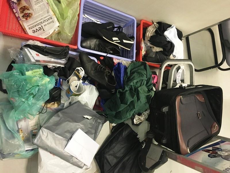 Người đàn ông Nam Phi giấu 1,7 kg ma túy trong hành lý đi Mỹ - ảnh 2