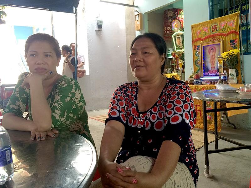 Bà Kim Anh mẹ nạn nhân Hồng vẫn chưa hết bàng hoàng sau vụ việc