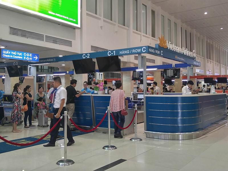 Ngay sau khi xảy ra sự cố, nhân vậy lực tại sân bay đã được huy động tổng lực để đảm bảo lưu thông cho hành khách