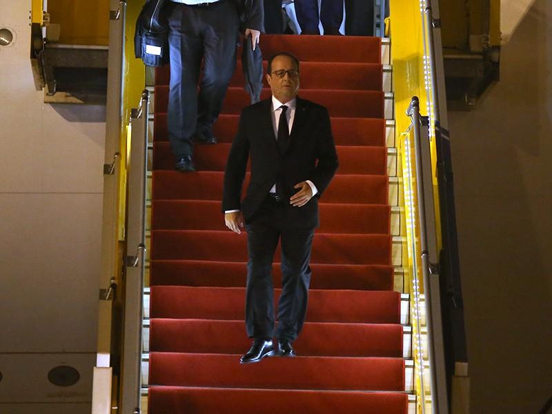Tổng thống Pháp kết thúc 1 ngày thăm và làm việc tại TP.HCM - ảnh 5