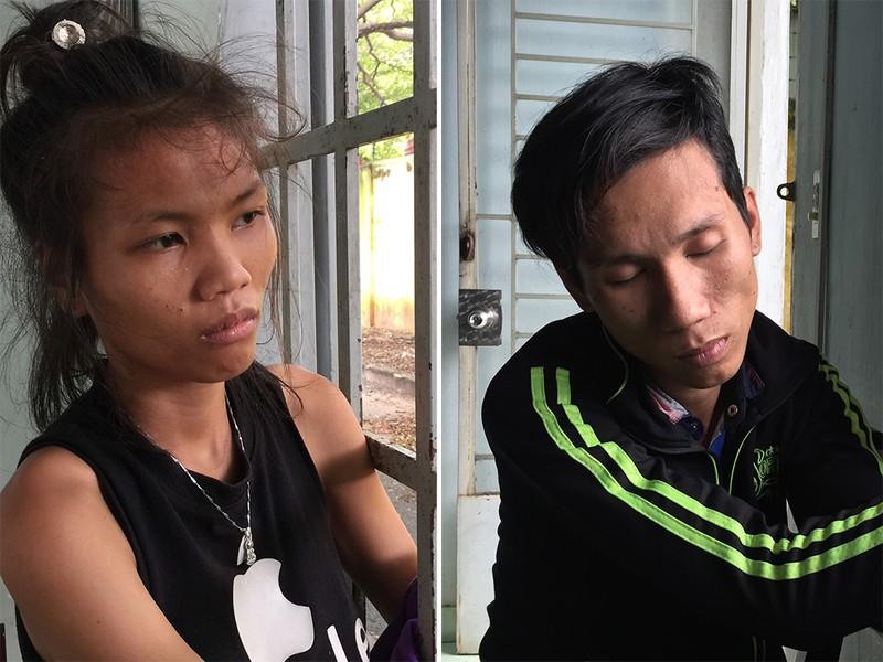 Cặp đôi dùng gạch cướp tài sản ở Sài Gòn