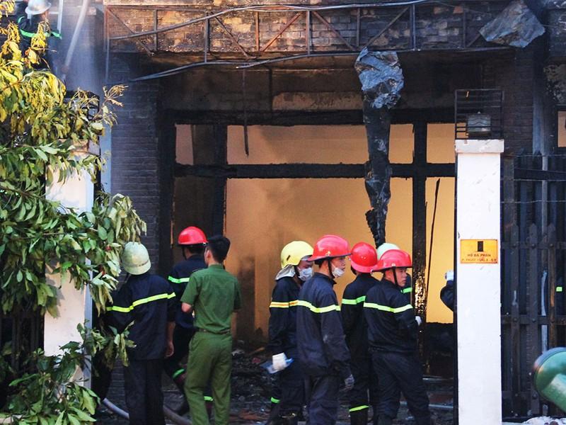 3 người phụ nữ thương vong trong căn nhà cháy ở quận 9 - ảnh 2