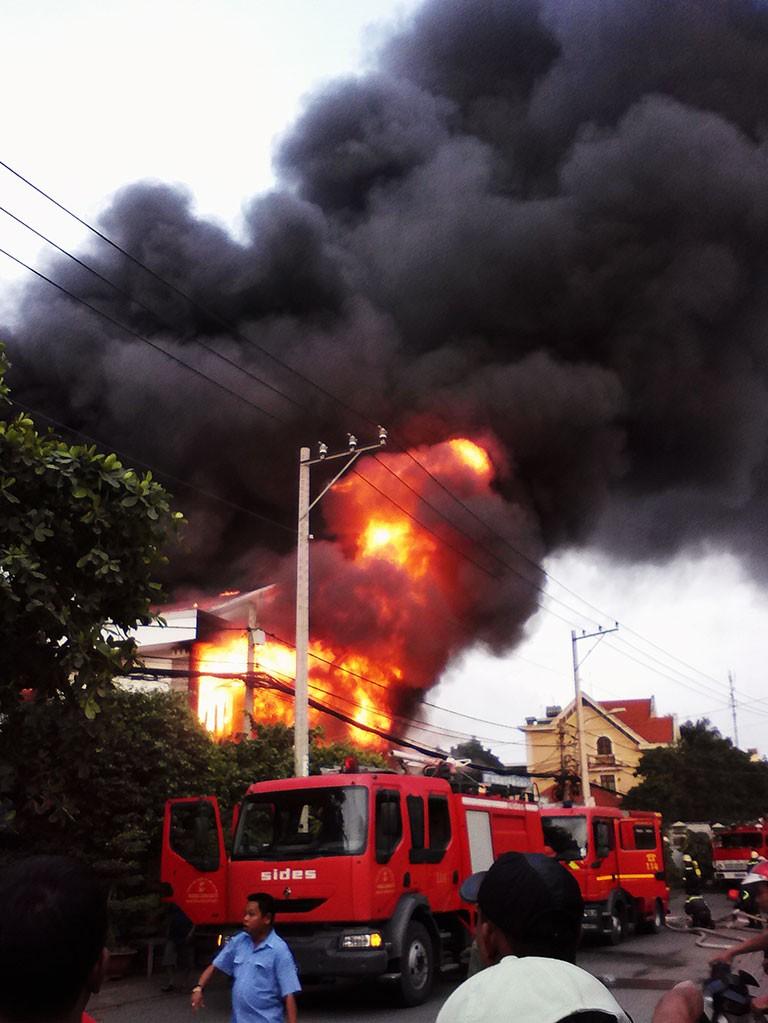 3 người phụ nữ thương vong trong căn nhà cháy ở quận 9 - ảnh 3