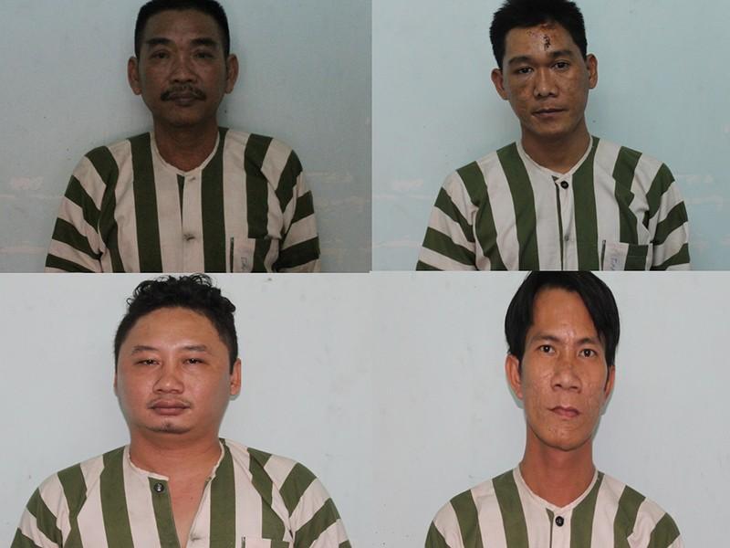 Nhóm bắt cóc 'giam' một giám đốc trong khách sạn - ảnh 2