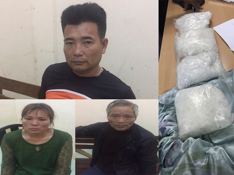 Bắt thêm 3 người trong vụ chủ nhà trọ là trùm ma túy - ảnh 2