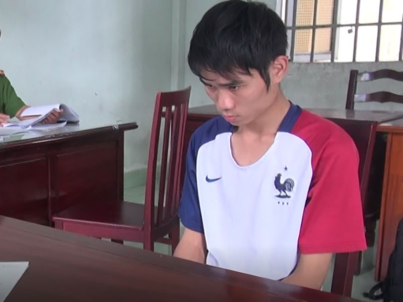 Lời khai khó tin của kẻ siết cổ tài xế taxi ở Sài Gòn - ảnh 1