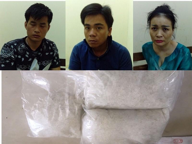 Bắt thêm 3 người trong vụ chủ nhà trọ là trùm ma túy - ảnh 1