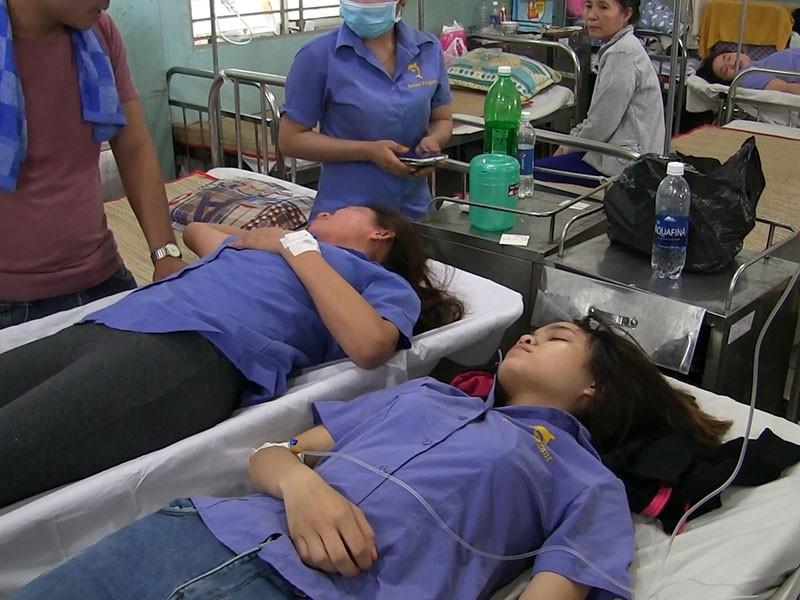 Đến sáng ngày 16-5, 29 công nhân đã được xuất viện