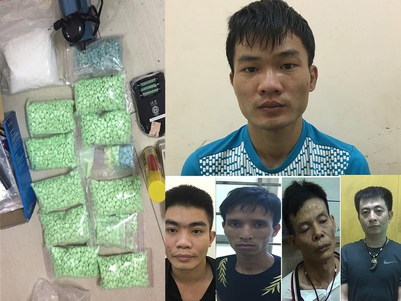 Đường dây chở ma túy bằng ô tô từ Campuchia vào TP.HCM - ảnh 3