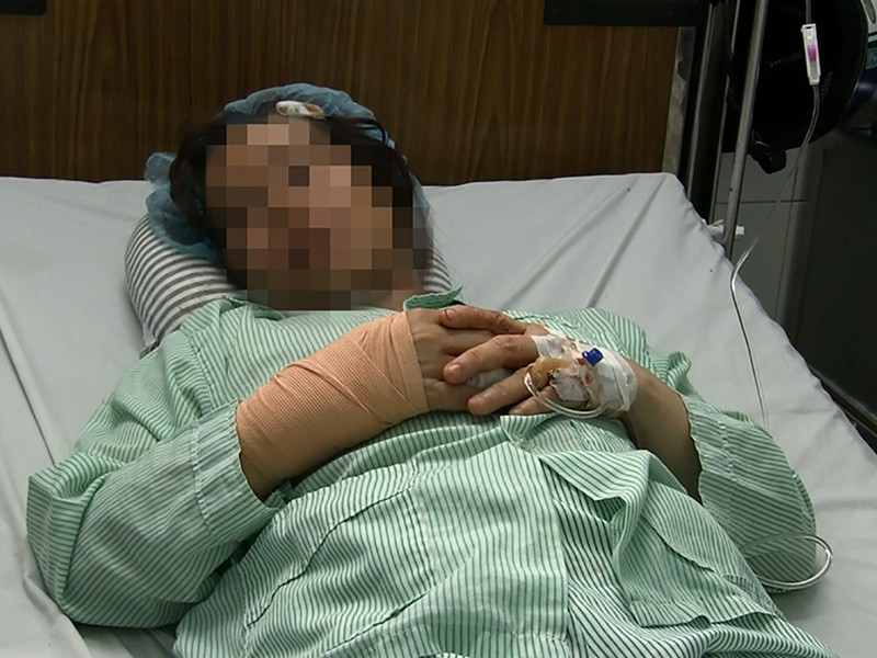 Lời kể của nữ bác sĩ bị cướp chém xối xả khi đi làm - ảnh 1