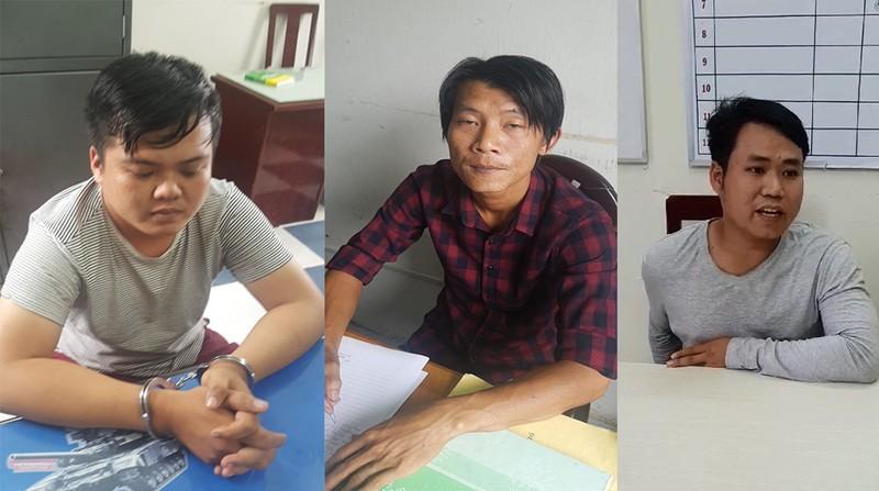 Nghi can thứ 3 nhóm cướp ngân hàng ở Tân Phú bị bắt - ảnh 1