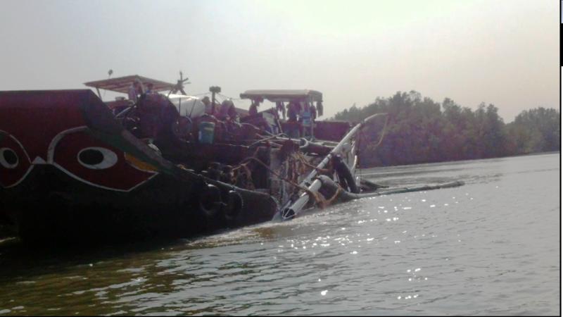 Sông Đồng Nai đang oằn mình vì ô nhiễm - ảnh 1