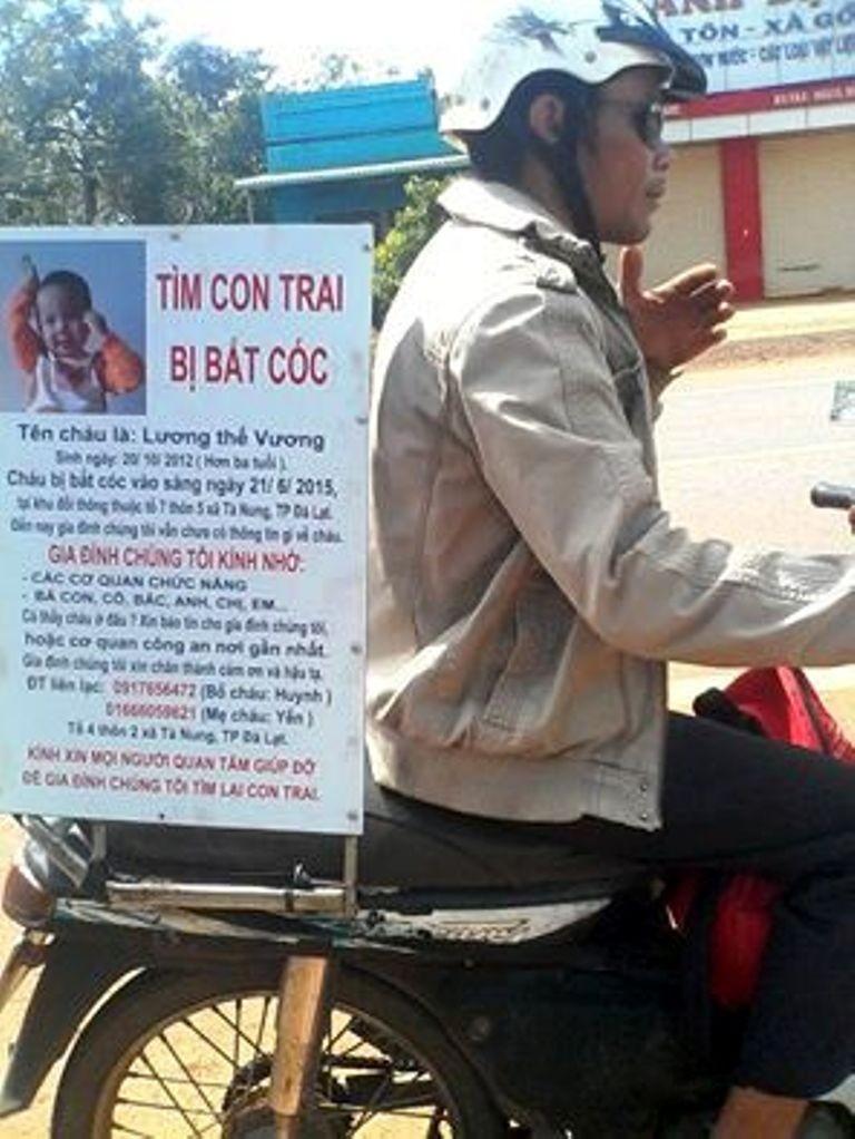 Bé trai ba tuổi mất tích bí ẩn hơn năm tháng - ảnh 2