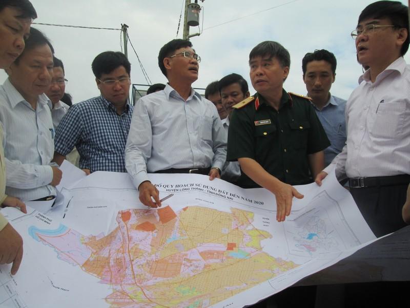 13.000 tỉ đồng giải tỏa, đền bù đất Dự án sân bay Long Thành - ảnh 1