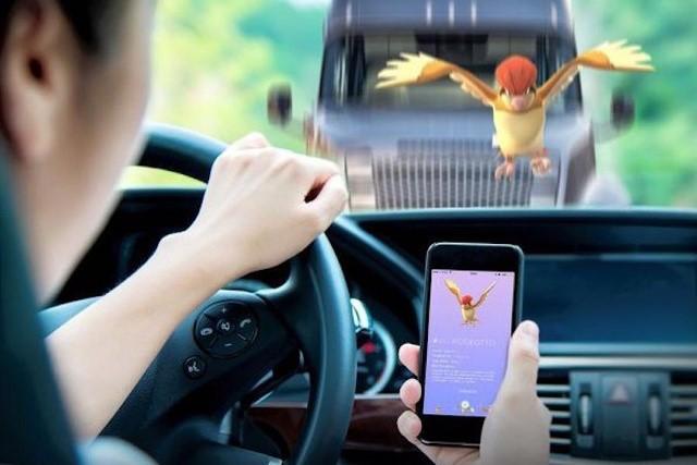 Đồng Nai xử mạnh người tham gia giao thông chơi Pokémon Go - ảnh 1