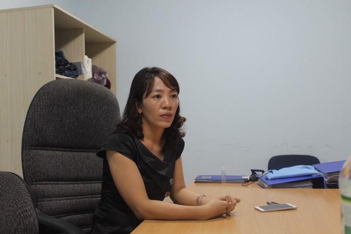 Vụ nữ tài xế cố thủ trong xe vi phạm: Cục CSGT vào cuộc - ảnh 1