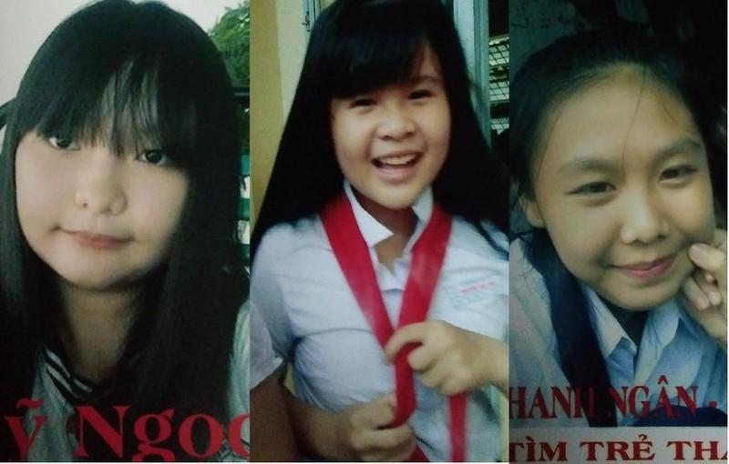 3 nữ sinh ở Biên Hòa mất tích bí ẩn  - ảnh 1