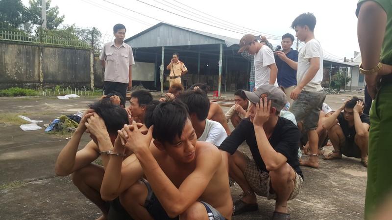 Học viên lại gây loạn ở Trung tâm Cai nghiện Đồng Nai - ảnh 1